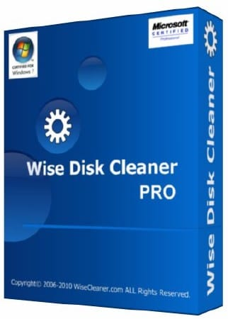 Wise Disk Cleaner 5.9 Pro