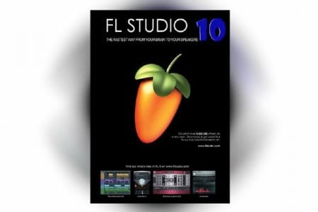 B Fl studio 10 на русском с ключом.