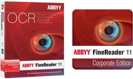 FineReader 11 professional