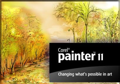Corel Painter Rus 11