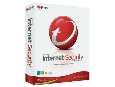 Trend Micro internet security 2012