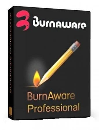 Программа BurnAware Professional 4.8