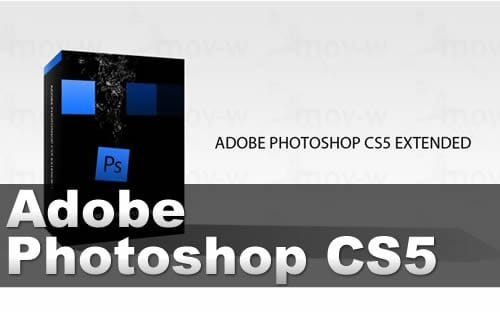����� ���������� ������ (Adobe Photoshop CS5 Extended)