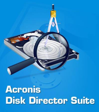 Acronis Disk Director Suite Home 11