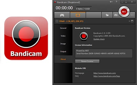 Bandicam 3.4 Full