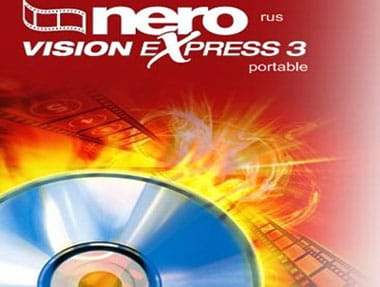 Portable Nero Vision Express версия 3.1.0.25