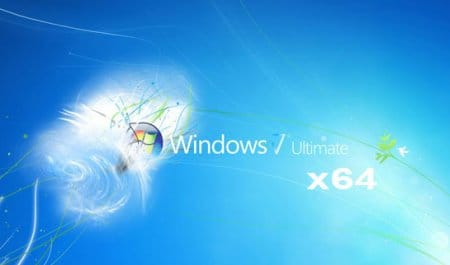 Windows 7 x64 ultimate rus