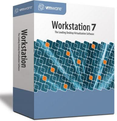 VMware Workstation 7.1 (русская версия)